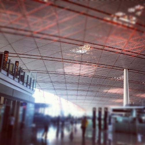 Beijing Airport Main Hall