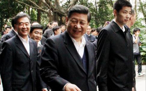 Xi Jinping in Shenzhen