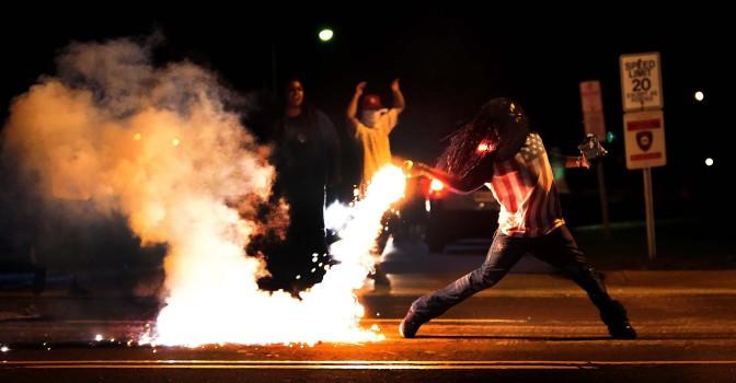 A Tale of Two Riots: Ferguson, MO & Mongkok, Hong Kong