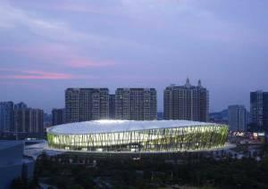 Bao An Stadium Shenzhen